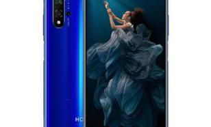 Honor 20 6/128GB (niebieski)