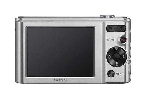 Sony DSC-W800 silver 20,1M,5xOZ,720p