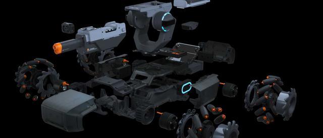 DJI Robomaster S1 to miniaturowy czołg