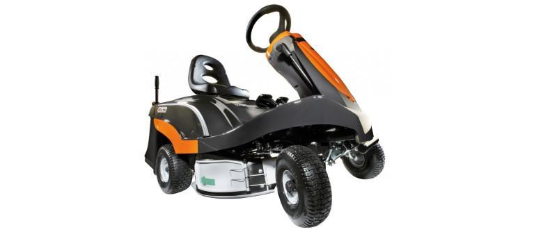 Traktorek ogrodowy Oleo-Mac Mistral 72/13,5 H