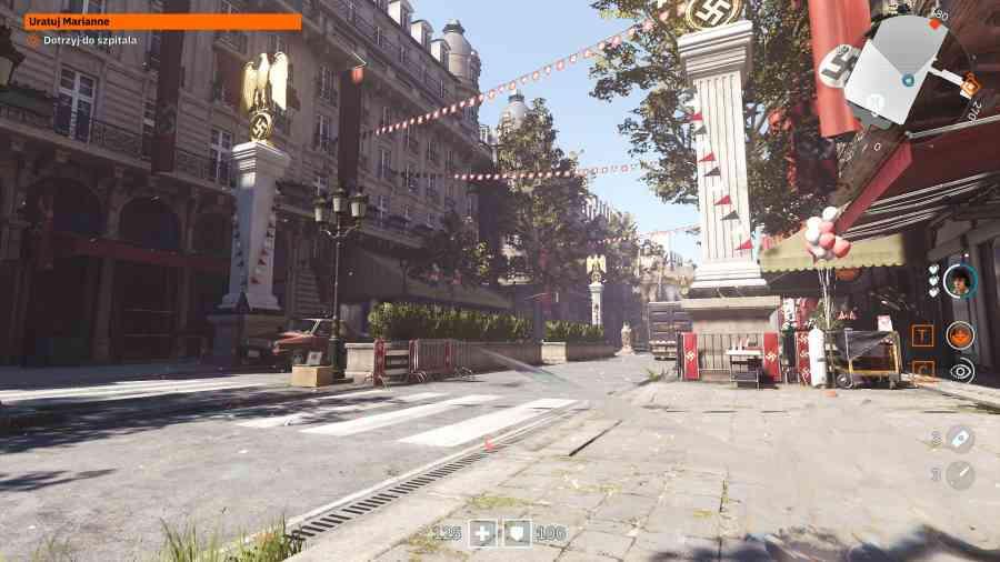 Wolfenstein: Youngblood - Piękne lokacje