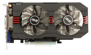 Asus GeForce GTX 750Ti 2GB DDR5 (128 bit) VGA, 2x DVI, HDMI (GTX750TI-OC-2GD5)Wydajna karta graficzna ASUS GeForce® GTX 750 TIWydajna karta graficzna ASUS GeForce® GTX 750 TI