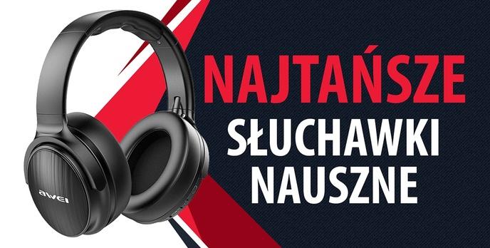 Jakie słuchawki nauszne do 100 zł wybrać? |TOP 5|