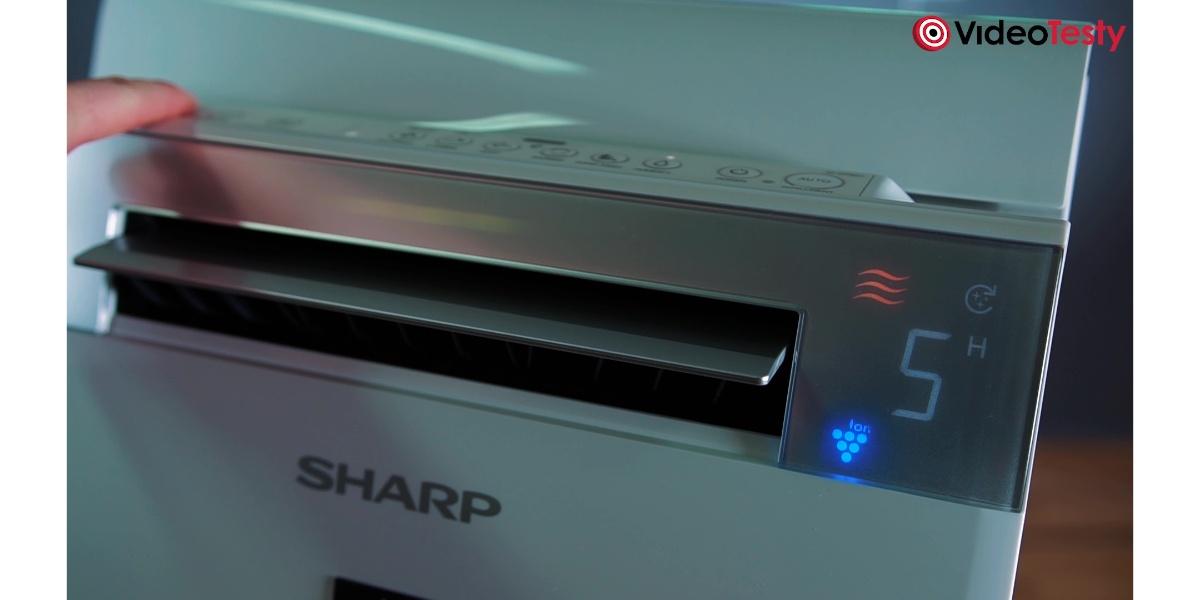SHARP KI-G75EUW - funkcja timera