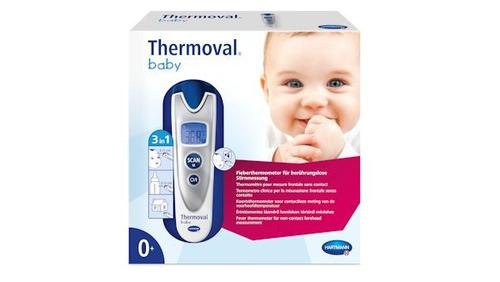 Hartmann termometr bezdotykowy Thermoval Baby