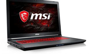 MSI GV72 8RD-016XPL DOS i7-8750H/8GB/1T/GTX1050Ti/17.3 FHD AntiGlare