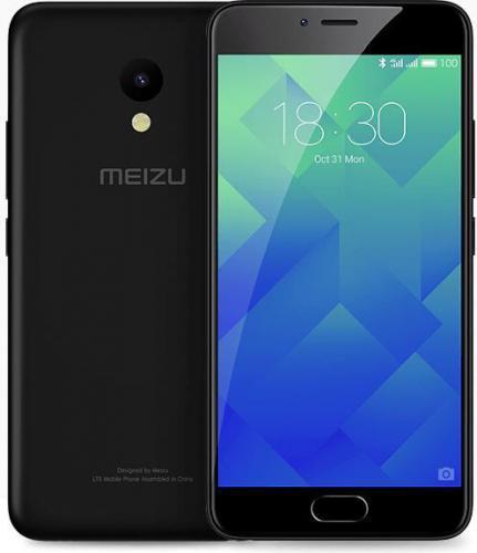 Meizu M5 Czarny (PH3120)