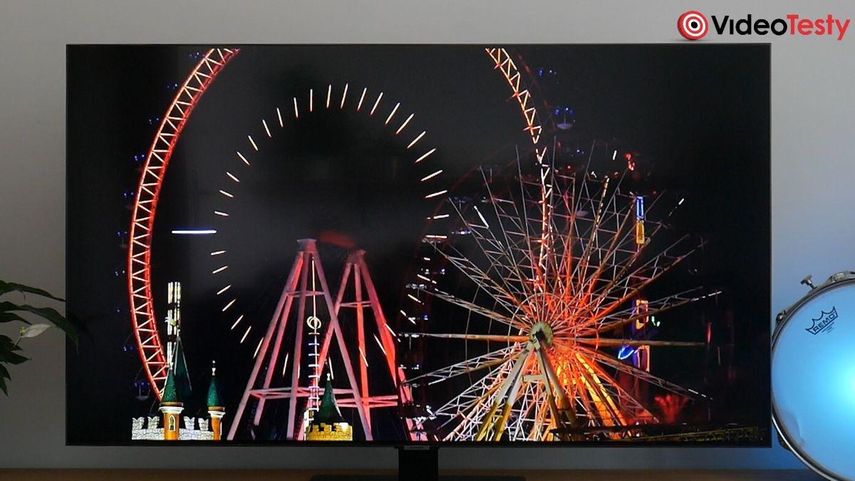 telewizor Samsung QE55Q80T głęboka czerń