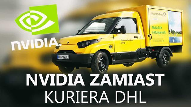 Nvidia DHL