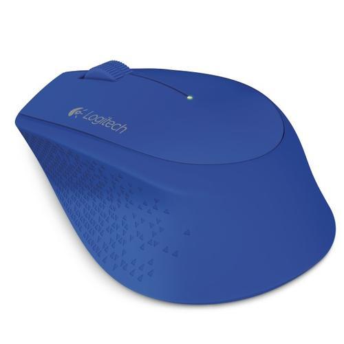 Logitech M280 Wireless Mouse Blue 910-004294