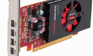 Fujitsu AMD FirePro W4100 2GB S26361-F3300-L410