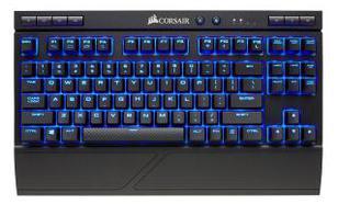Corsair K63 Blue LED Cherry MX Red