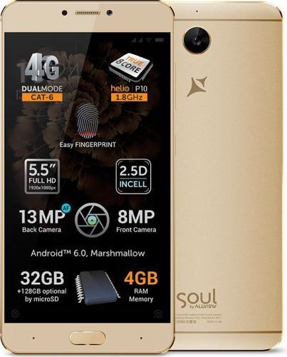 AllView X3 Soul Plus Złoty