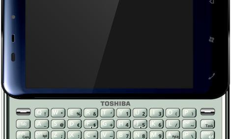Toshiba K01 Smartphone - nowość na rynku