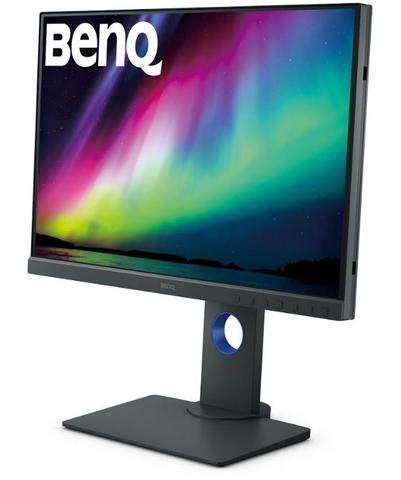 Monitor pracuje z rozdzielczością 1920x1080 pikseli