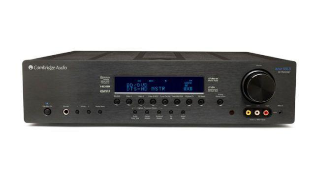 CAMBRIDGE AUDIO AZUR 551R amplituner o rewelacyjnym brzmieniu