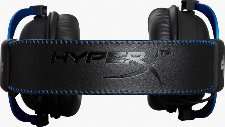 HyperX Cloud Gaming PS4 -HX-HSCLS-BL/EM