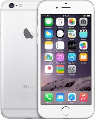 Apple iPhone 6 64GB White Silver REFURBISHED (MG4H2B/A-RFB)