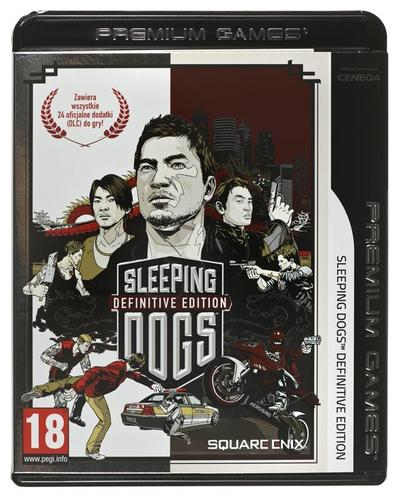 NPG Sleeping Dogs Definitive Edition