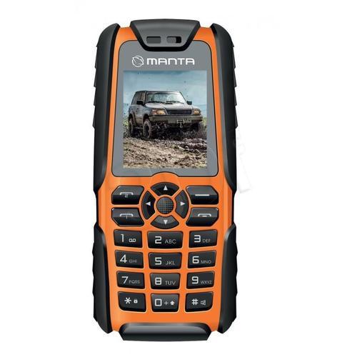 Telefon komórkowy Manta TEL1703 (WYPRZEDAŻ)