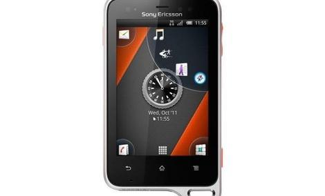 Sony Ericsson Xperia active - recenzja niezwykle wytrzymałego telefonu