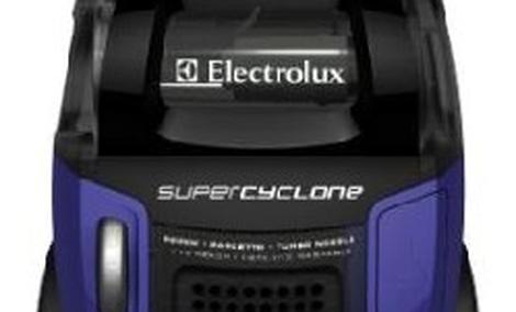 Electrolux Super Cyclone - seria wysokiej klasy odkurzaczy