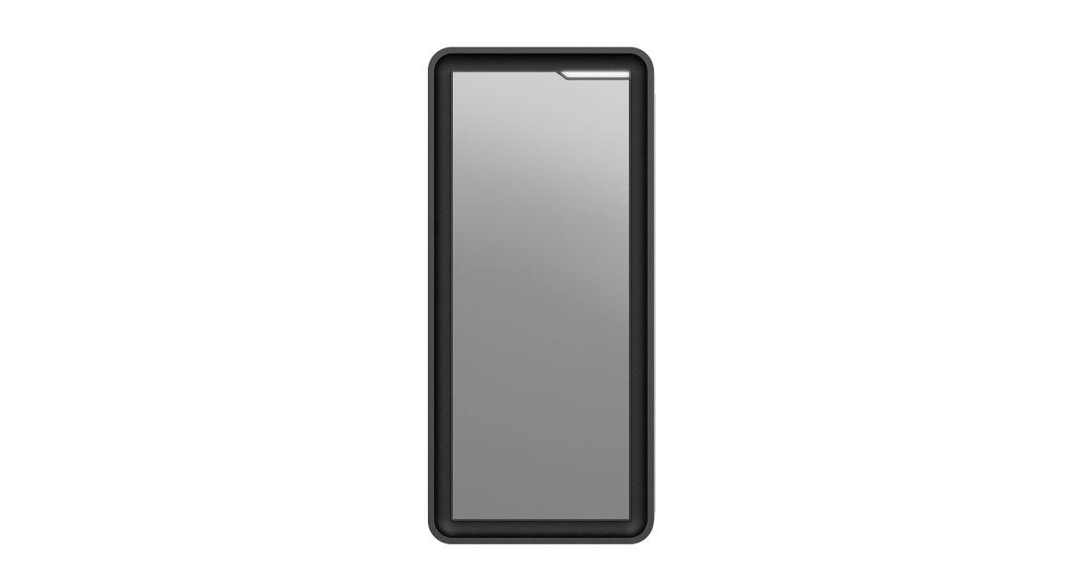 Zalman M3 metalowy panel z przodu