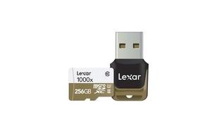 Lexar Professional x1000 UHS-II U3