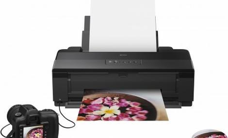 Epson SP 1500W - pierwsza drukarka fotograficzna A3 z Wi-Fi