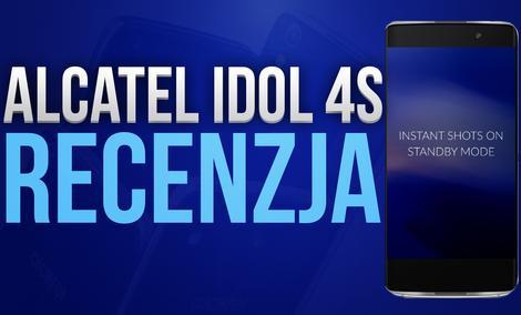 Recenzja Smartfona Alcatel Idol 4S