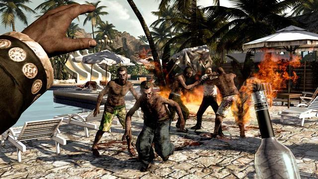 Prezentacja Dead Island Riptide na IV Warszawskich Targach Książki