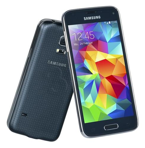 SAMSUNG GALAXY S5 MINI LTE G800F BLACK