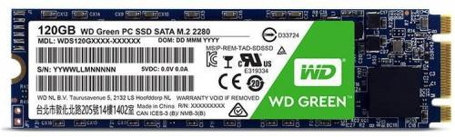 Western Digital Green 120GB SATA3 (WDS120G2G0B)