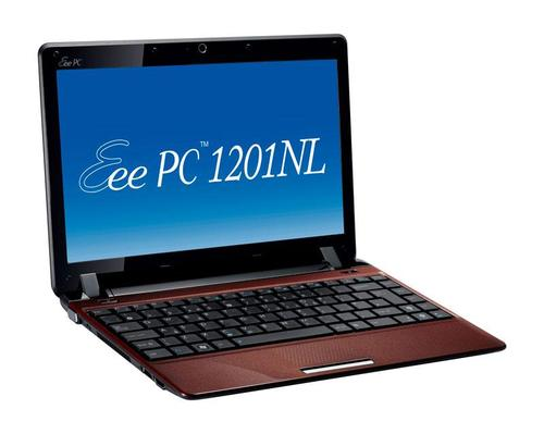 ASUS EeePC 1201NL (NVDION W7H CZERWONY)