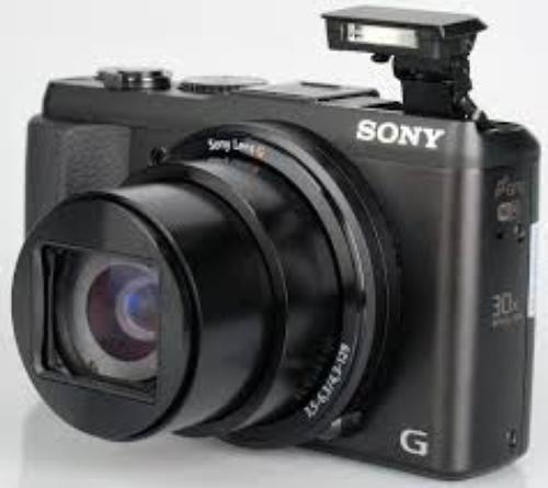 Sony DSC-HX50
