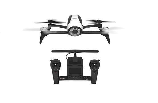 Recenzja drona Parrot Bebop 2