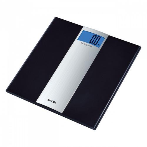 SENCOR SBS 2700 do 150 kg, wysw. LCD WAGA ŁAZIENKOWA