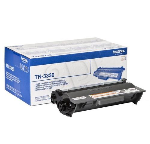 BROTHER Toner Czarny TN3330=TN-3330, 3000 str.