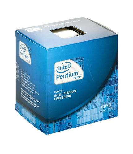 DUAL CORE G850 2.9GHz/3MB LGA1155 BOX