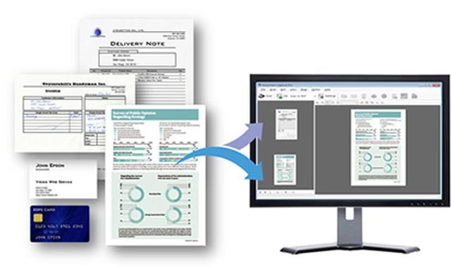 Epson Document Capture Pro Server – bezpłatny system zarządzania dokumentami