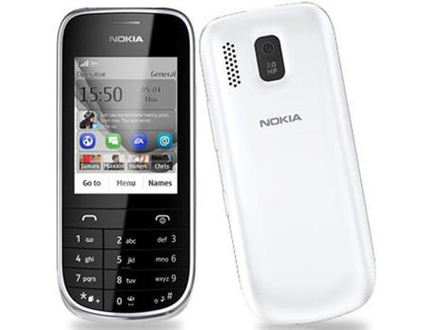 Nokia Asha_203