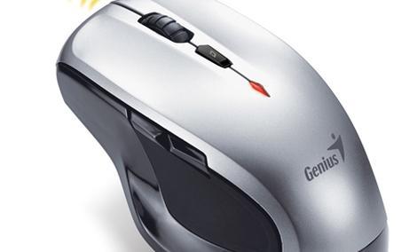 Genius DX-8500 - 3 lata pracy na dwóch bateriach AA!