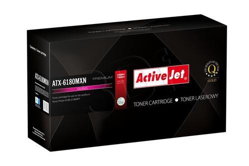 ActiveJet ATX-6180MXN magenta toner do drukarki laserowej Xerox (zamiennik 113R00724) Premium