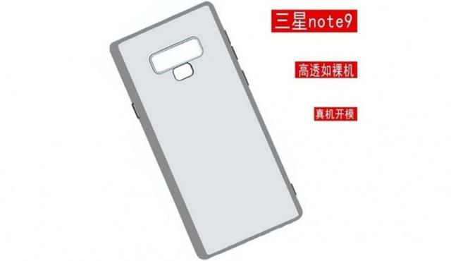 Plecki Galaxy Note9