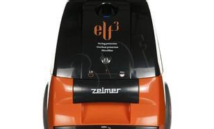 Odkurzacz Zelmer Elf 3 (Z workiem 700W Czarno-pomarańczowy)
