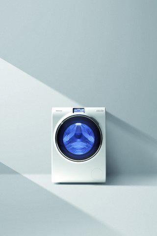 Samsung Crystal Blue (WF10H9600EW)