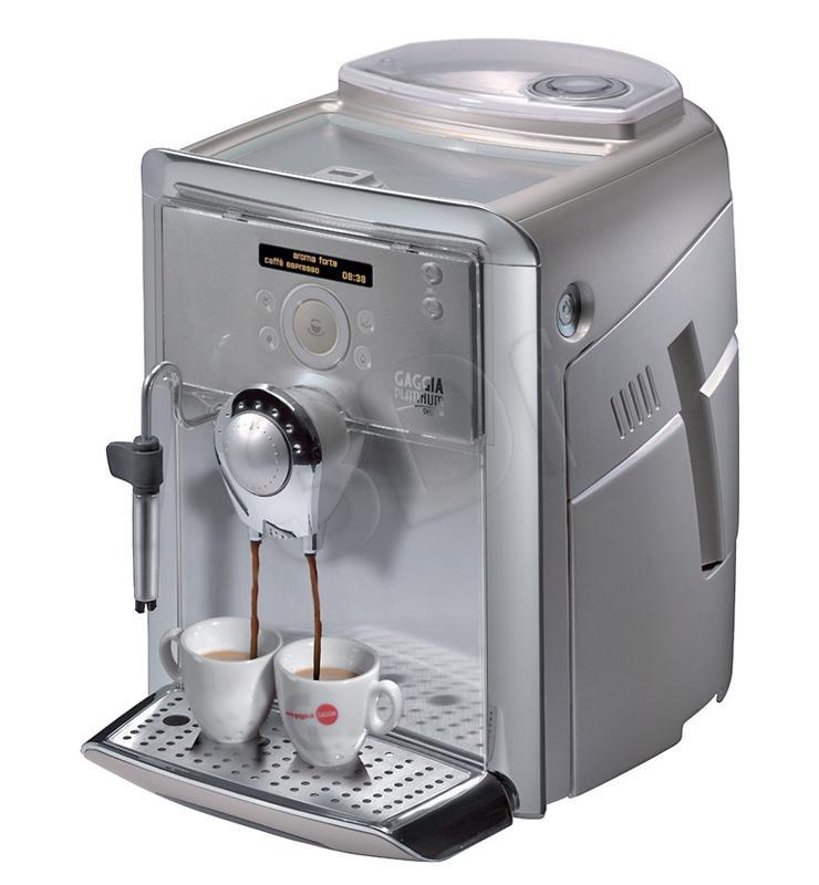 SAECO GAGGIA Platinum Swing Up RI9304/11 (srebrny)