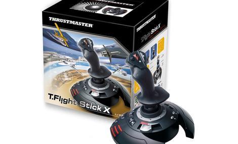 THRUSTMASTER T Flight Stick X - popularny joystick