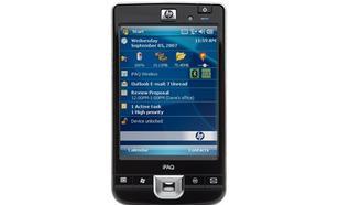 HP iPAQ 214 Enterprise - palmtop z wieloma aplikacjami biznesowymi