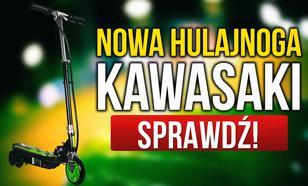 Elektryczna Hulajnoga Kawasaki Wchodzi na Nasz Rynek